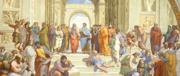 I Greci sì che erano veri maestri del merito!