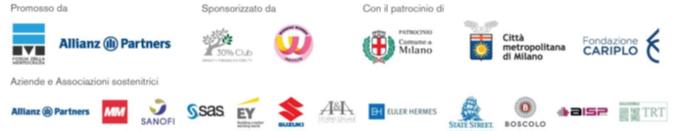 Organizzazioni partner IV Edizione Premio Valeria Solesin